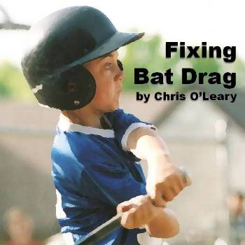 Fixing Bat Drag Webbook Cover