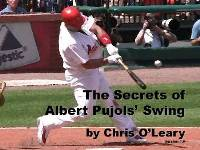 Secrets of Albert Pujols' Swing