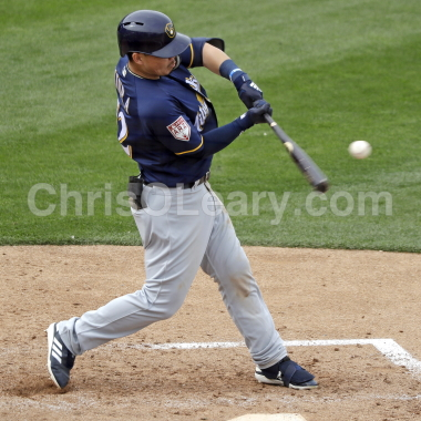 Keston Hiura Rotational Swing