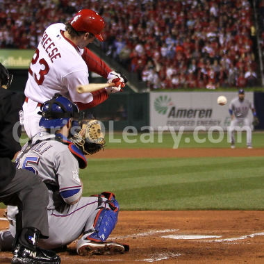 David Freese Rotational Swing