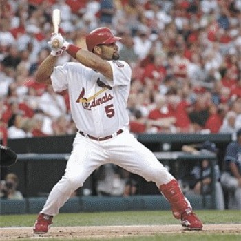 Top Fantasy Baseball Player 2009 Albert Pujols