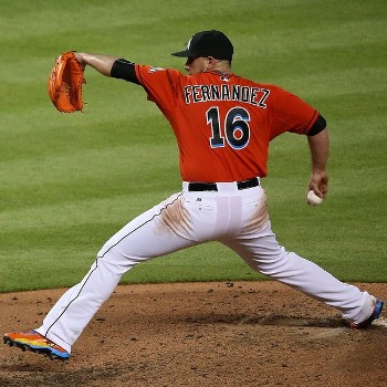 Death To The Inverted L Jose Fernandez Pitching