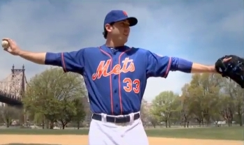 Matt Harvey Power T