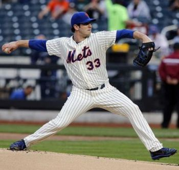 Matt Harvey at the Power T Position