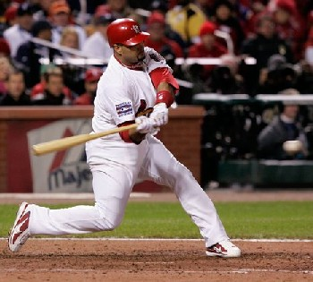 Photos of Albert PUJOLS' Swing