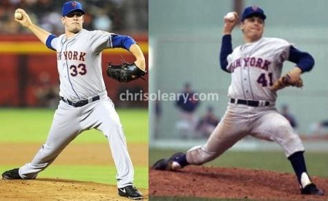 Comparison of Matt Harvey and Tom Seaver
