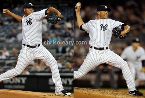 Comparison of Ivan Nova and Mariano Rivera